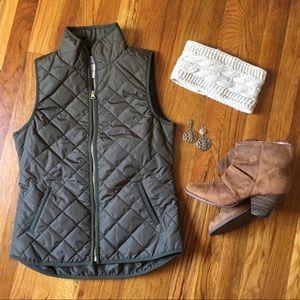 Old Navy Hunter Green Vest